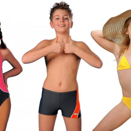 Sportowy styl i świetna jakość – dziecięce stroje kąpielowe marki Gwinner