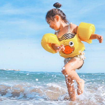 Przegląd dziecięcych strojów kąpielowych